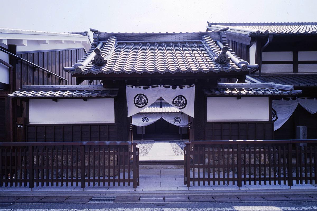 Futagawa Shuku Honjin Museum